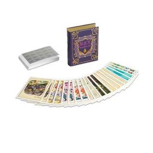 Enesco Carte de souhaits - Disney Archives - Alice au Pays des Merveilles: Livre avec 20 Cartes et Enveloppes
