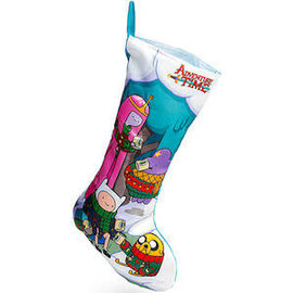 Kurt S. Adler Holiday Decoration - Adventure Time - Christmas Stockings 17""