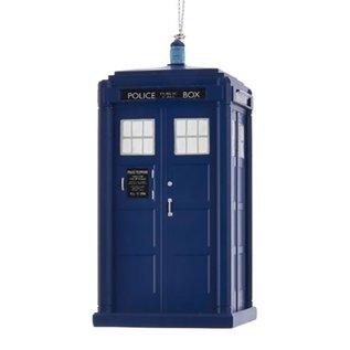 """Kurt S. Adler Article des Fêtes - Doctor Who - Tardis Ornement pour Sapin de Noël 4"""""""