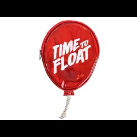 Bioworld Porte-Monnaie - IT - Time to Float Ballon Rouge Métallique