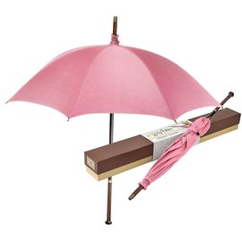 Noble Collection Collectible - Harry Potter - Rubeus Hagrid Pink Umbrella Wand Prop Replica 17""