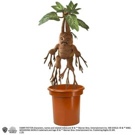 Noble Collection Collectible - Harry Potter - Mandrake Plush Electronic Interactive Prop Replica