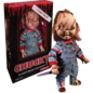 "Mezco Toyz Figurine - Chucky - Poupée Childs Play qui parle Bride of Chucky 15"""