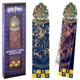 Noble Collection Bookmark - Harry Potter - Hogwarts Crest