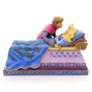 Enesco Showcase Collection - Disney Traditions - La Belle au Bois Dormant: Aurore et Phillip ''Le Sort est Brisé'' par Jim Shore