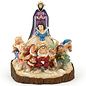 Enesco Showcase Collection - Disney Traditions - Blanche Neige: Blanche Neige, les Nains et la Reine-Sorcière ''Celle qui a tout commencé'' par Jim Shore