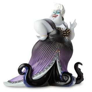 Enesco Showcase Collection - Disney - La Petite Sirène: Ursula Couture de Force