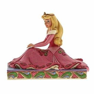 Enesco Showcase Collection - Disney Traditions - La Belle au Bois Dormant: Aurore ''Soit Vraie'' par Jim Shore