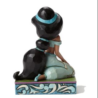 Enesco Showcase Collection - Disney Traditions - Aladdin: Jasmine ''Soit Aventureuse'' par Jim Shore
