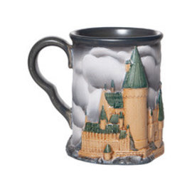 Enesco Tasse - Harry Potter - Château de Poudlard Sculpté 13oz