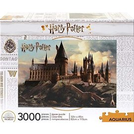 Aquarius Puzzle - Harry Potter - Hogwarts Castle 3000 pieces