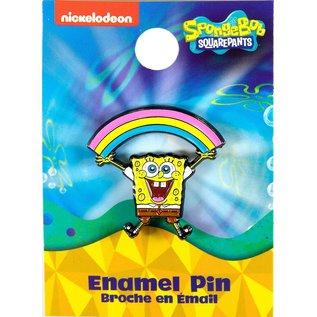 Épinglette - SpongeBob SquarePants - Arc-en-ciel