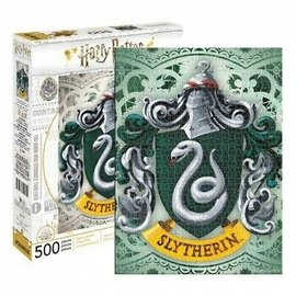 Aquarius Puzzle - Harry Potter - Slytherin Crest 500 pieces