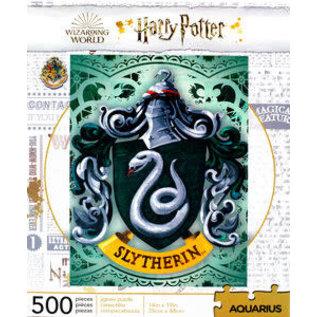 Aquarius Casse-tête - Harry Potter - Emblème de Serpentard 500 pièces