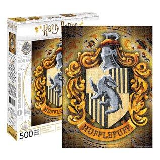 Aquarius Casse-tête - Harry Potter - Emblème de  Poufsouffle 500 pièces