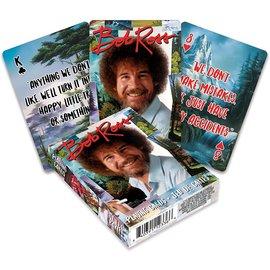Aquarius Playing Cards - Bob Ross - Quotes