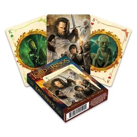 Aquarius Jeu de cartes - The Lord Of The Rings - The Return Of The King