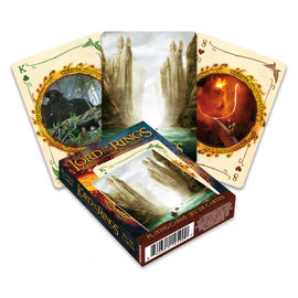 Aquarius Jeu de cartes - The Lord Of The Rings - The Fellowship Of The Ring