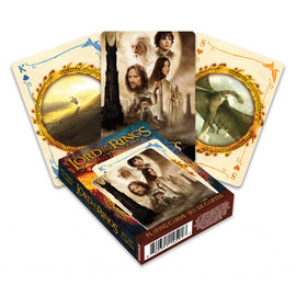 Aquarius Jeu de cartes - The Lord Of The Rings - The Two Towers