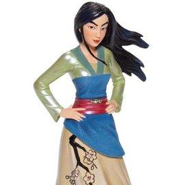 Enesco Showcase Collection - Disney - Mulan Couture de Force