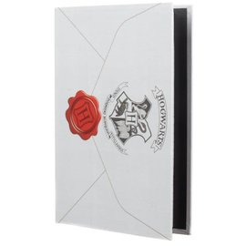 Bioworld Carnet de notes - Harry Potter - Lettre de Poudlard avec Notes Autocollantes