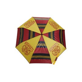 Bioworld Umbrella - Harry Potter - Hogwarts Crest Yellow and Red