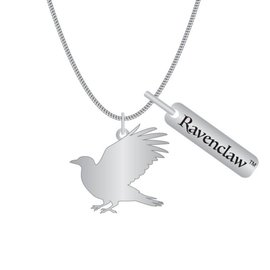 Bioworld Necklace - Harry potter - House Ravenclaw with Eagle