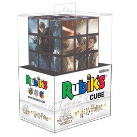 Usaopoly Jouet - Cube Rubik's Harry Potter - Photo Bataille de Poudlard 3x3 *Liquidation* qwe