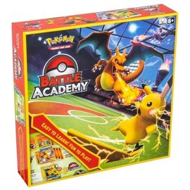 The Pokémon Company International Board Game - Pokémon - Trading Card Game Battle Academy *English Version*