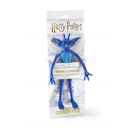 """Noble Collection Figurine - Harry Potter - Cornish Pixie Bendable and Poseable 7"""""""