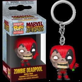 Funko Funko Pocket Pop! Keychain - Marvel Zombies - Zombie Deadpool