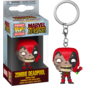 Funko Funko Pocket Pop! Keychain - Marvel Zombies - Zombie Deadpool
