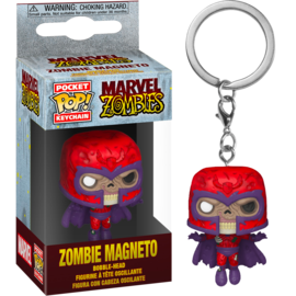 Funko Funko Pocket Pop! Keychain - Marvel Zombies - Zombie Magneto
