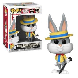 Funko Funko Pop! Animation - Looney Tunes 80 Years of Bugs Bunny - Bugs Bunny (Show Outfit) 841