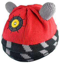 Elope Toque - Doctor Who - Dalek Red 3D