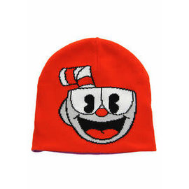 Studio MDHR Inc Tuque - Cuphead -  Cuphead Rouge *Liquidation*