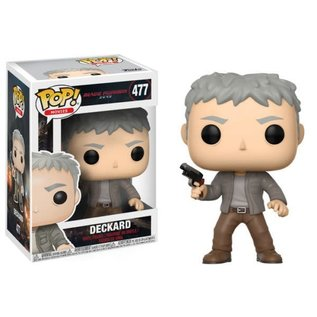 Funko Funko Pop! Movies - Blade Runner 2049 - Deckard 477