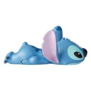 Showcase Collection Figurine - Disney - Lilo et Stitch: Stitch Couché en Vinyle 3.5""