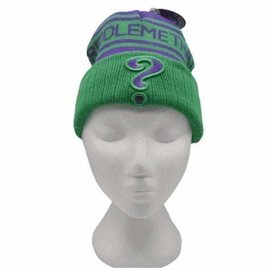 Bioworld Toque - DC Comics - Riddle Me That Green *Sale*