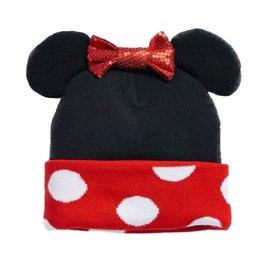 Bioworld Tuque - Disney - Minnie Mouse Costume avec Oreilles et Boucle