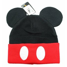 Bioworld Toque - Disney - Mickey Mouse Costume with Ears