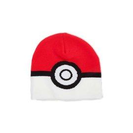 Bioworld Toque - Pokémon - Poké Ball Red and White