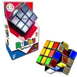 Kroeger Jouet - Cube Rubik's - Métallique 3X3