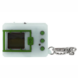 Bandai Jouet - Tamagotchi Digimon - Transparent et Vert 20e Anniversaire de Digimon