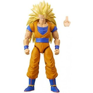 Bandai Figurine - Dragon Ball Super - Dragon Stars Series Super Saiyan Goku 3