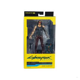 McFarlane Figurine - CD Projekt Red - Cyberpunk 2077 Johnny Silverhand 7''