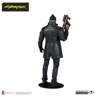 McFarlane Figurine - CD Projekt Red - Cyberpunk 2077 Takemura 7''