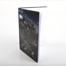 Wow! Stuff Notebook - Harry Potter - Hogwarts Castle Lenticular