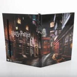 Wow! Stuff Carnet de Notes - Harry Potter - Chemin de Traverse Lenticulaire