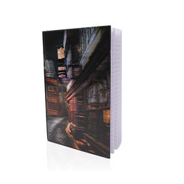 Wow! Stuff Notebook - Harry Potter - Diagon Alley Lenticular